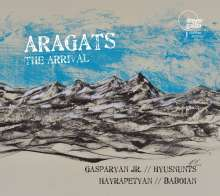 Aragats: The Arrival - Live At Morgenland Festival Osnabrück 2015, CD
