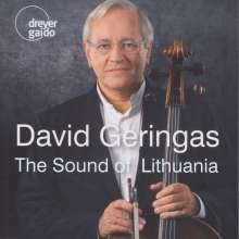 David Geringas - The Sound of Lithuania, 2 CDs