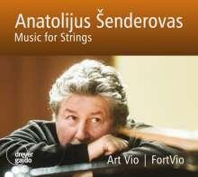 Anatolijus Senderovas (geb. 1945): Musik für Streicher, CD