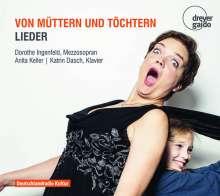 Dorothe Ingenfeld - Von Müttern und Töchtern, CD