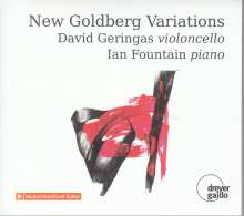 David Geringas & Ian Fountain - New Goldberg Variations, CD