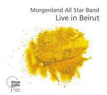 Morgenland All Star Band: Live in Beirut 2017, CD