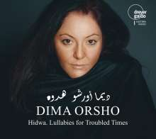 Dima Orsho: Hidwa: Lullabies For Troubled Times, CD
