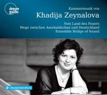 Khadija Zeynalova (geb. 1975): Kammermusik, CD