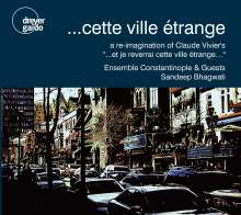 Ensemble Constantinople & Guests - ... cette ville etrange, CD