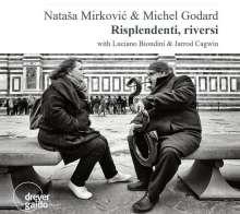 Michel Godard & Natasa Mirkovic - Risplendenti,riversi, CD