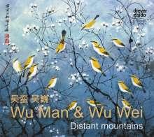 Wu Man & Wu Wei: Distant Mountains, CD