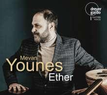 """Mevan Younes (20. Jahrhundert): Musik für Buzuq - """"Ether"""", CD"""