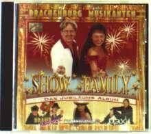 Drachenburg Musikanten: Show Family: Das Jubiläums-Album, CD