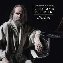 """Lubomyr Melnyk (geb. 1948): Klavierwerke """"Illirion"""" (180g), 2 LPs"""