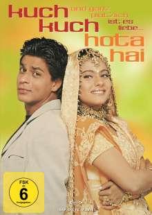 Kuch Kuch Hota Hai - Und ganz plötzlich ist es Liebe, DVD