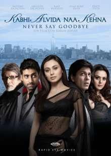 Kabhi Alvida Naa Kehna - Bis dass das Glück uns scheidet, DVD
