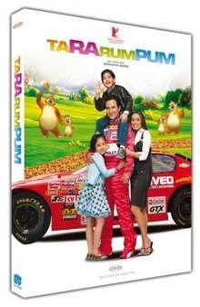 Papa gibt Gas - Eine Familie ist nicht zu stoppen, DVD