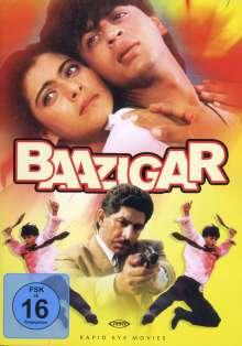 Baazigar, DVD