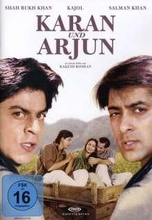 Karan und Arjun, DVD