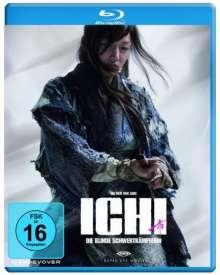 Ichi - Die blinde Schwertkämpferin (Blu-ray), Blu-ray Disc