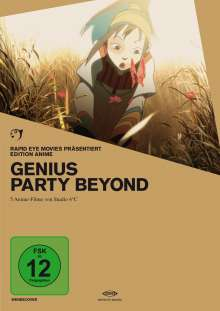 Genius Party Beyond (OmU) (Edition Anime), DVD