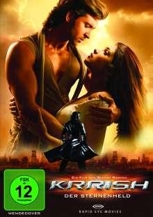 Krrish, der Sternenheld, DVD