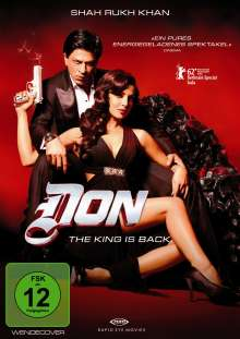 Don - The King Is Back, DVD