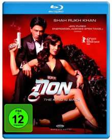 Don - The King Is Back (Special Edition) (Blu-ray), 2 Blu-ray Discs
