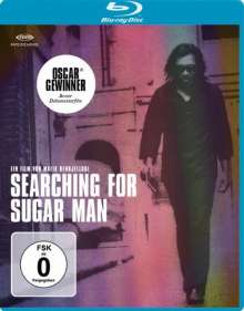 Searching For Sugar Man (OmU) (Blu-ray), Blu-ray Disc