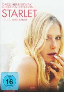 Starlet (OmU), DVD