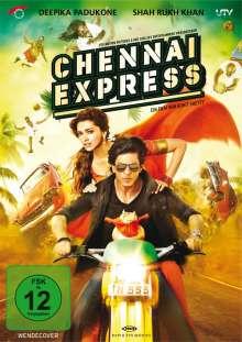 Chennai Express, DVD