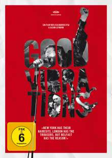 Good Vibrations, DVD