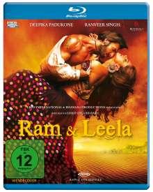 Ram & Leela (Blu-ray), Blu-ray Disc