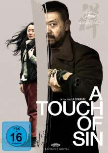 A Touch of Sin (OmU), DVD