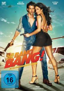 Bang Bang!, DVD