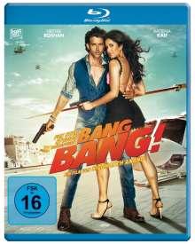 Bang Bang! (Blu-ray), Blu-ray Disc