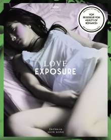 Love Exposure (OmU) (Blu-ray), Blu-ray Disc