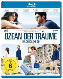 Ozean der Träume (Blu-ray), Blu-ray Disc