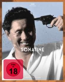 Sonatine (OmU) (Blu-ray), Blu-ray Disc