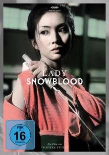Lady Snowblood (OmU), DVD