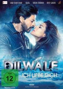 Dilwale - Ich liebe Dich (Vanilla Edition), DVD