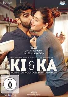 Ki & Ka - Wohnst Du noch oder liebst Du schon?, DVD