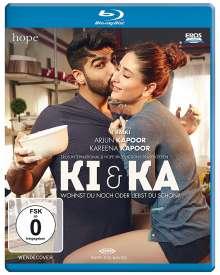 Ki & Ka - Wohnst Du noch oder liebst Du schon? (Blu-ray), Blu-ray Disc