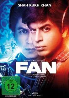 Fan, DVD