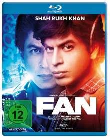 Fan (Blu-ray), Blu-ray Disc