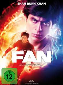 Fan (Blu-ray & DVD im Digipack), Blu-ray Disc