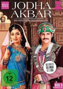 Jodha Akbar Box 3, 3 DVDs
