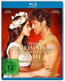 Das Geheimnis der verschollenen Stadt (Blu-ray), Blu-ray Disc