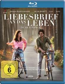 Dear Zindagi - Liebesbrief an das Leben (Blu-ray), Blu-ray Disc
