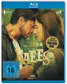 Raees (Blu-ray), Blu-ray Disc