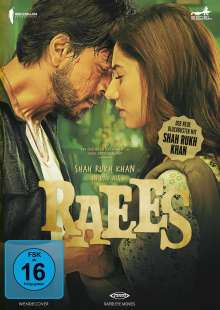 Raees (Vanilla Edition), DVD