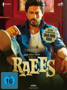 Raees (Blu-ray & DVD im Digipack), Blu-ray Disc