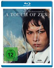 A Touch of Zen (OmU) (Blu-ray), Blu-ray Disc