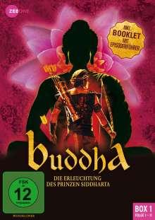 Buddha - Die Erleuchtung des Prinzen Siddharta Box 1, 3 DVDs
